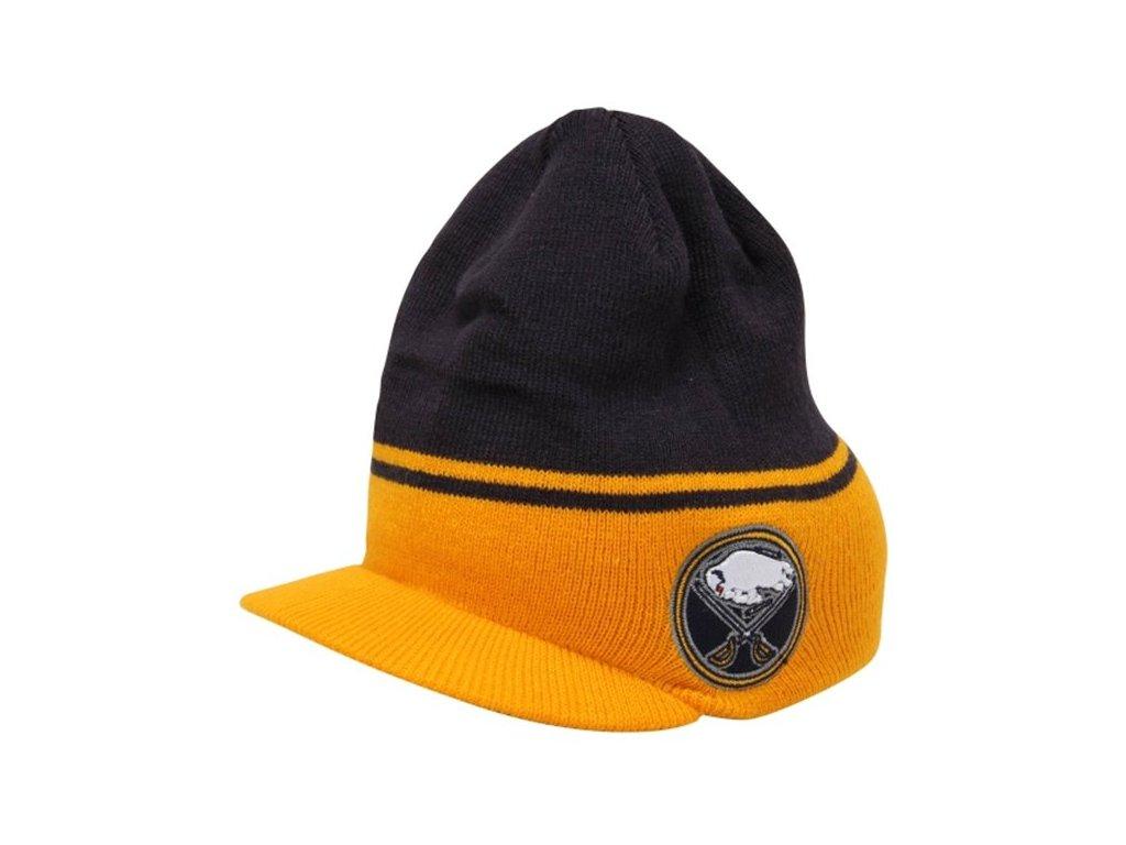 NHL Zimná čiapka s kšiltom Buffalo Sabres Powerback