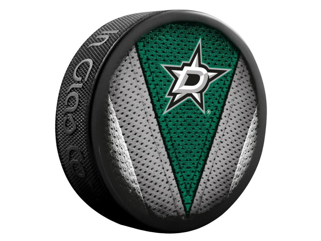 Puk Dallas Stars Stitch