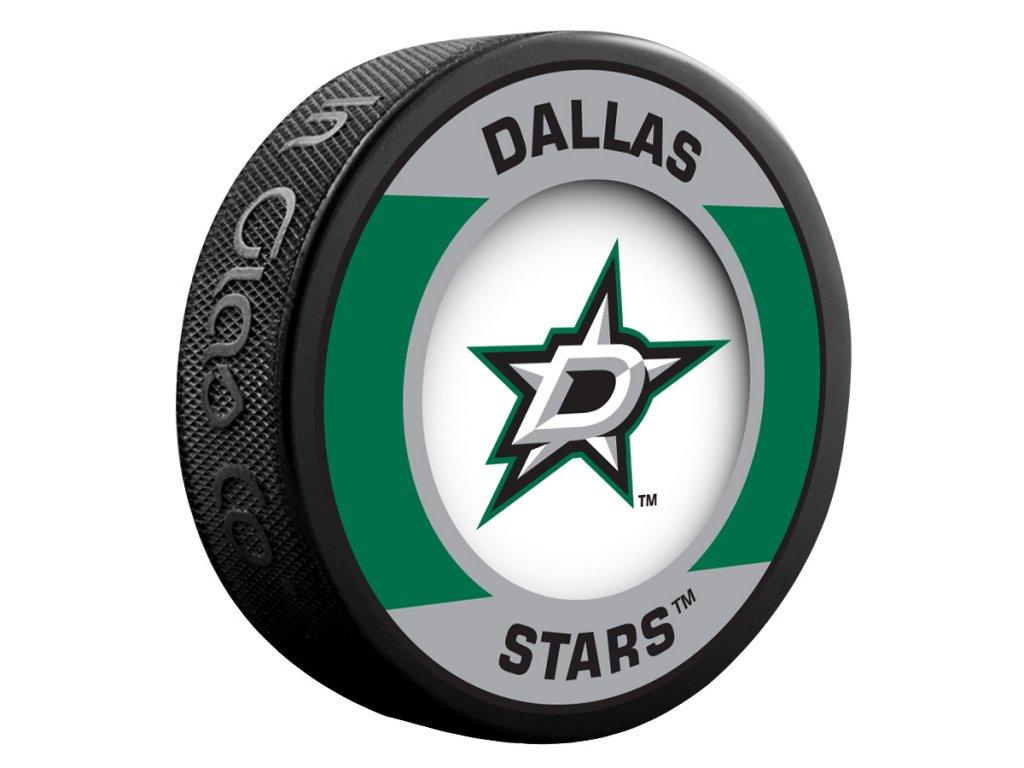 Puk Dallas Stars Retro