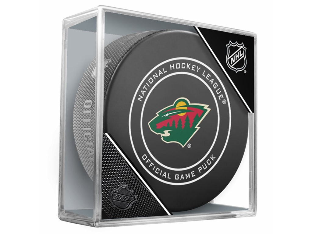 Puk Minnesota Wild Game Official
