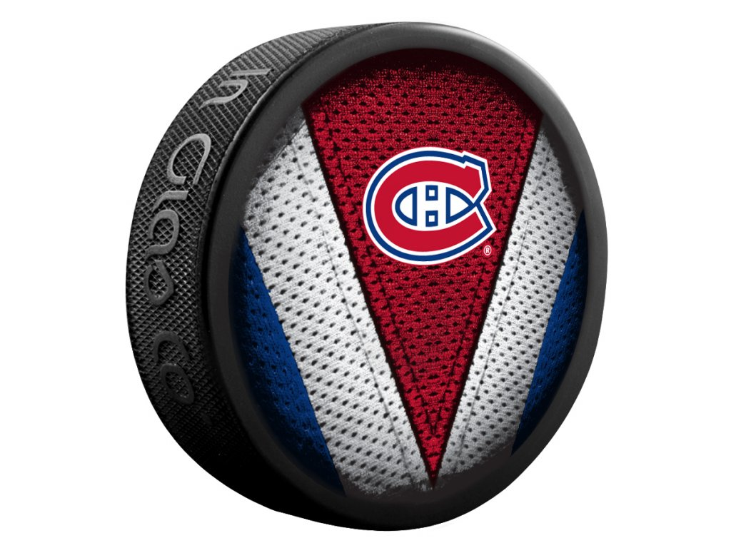Puk Montreal Canadiens Stitch