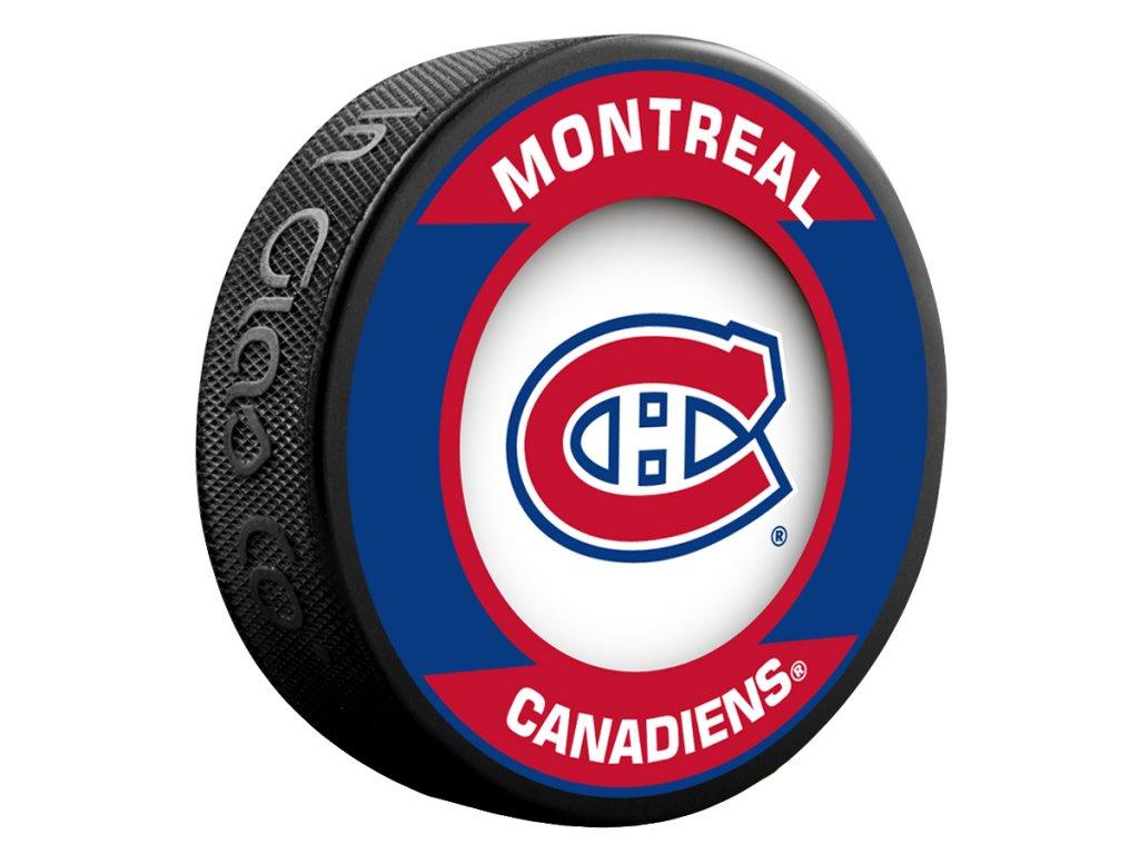 Puk Montreal Canadiens Retro