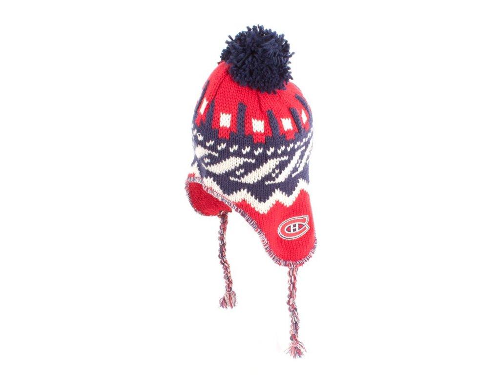 Zimná čiapka Montreal Canadiens Tassle