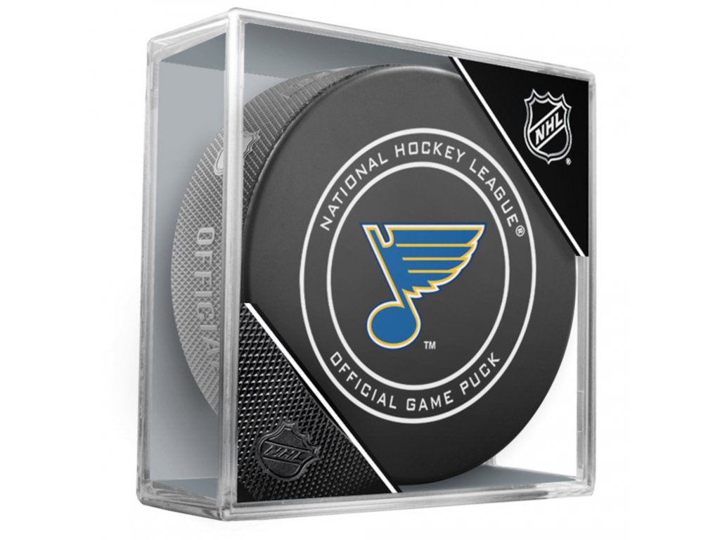 Puk St. Louis Blues Game Official