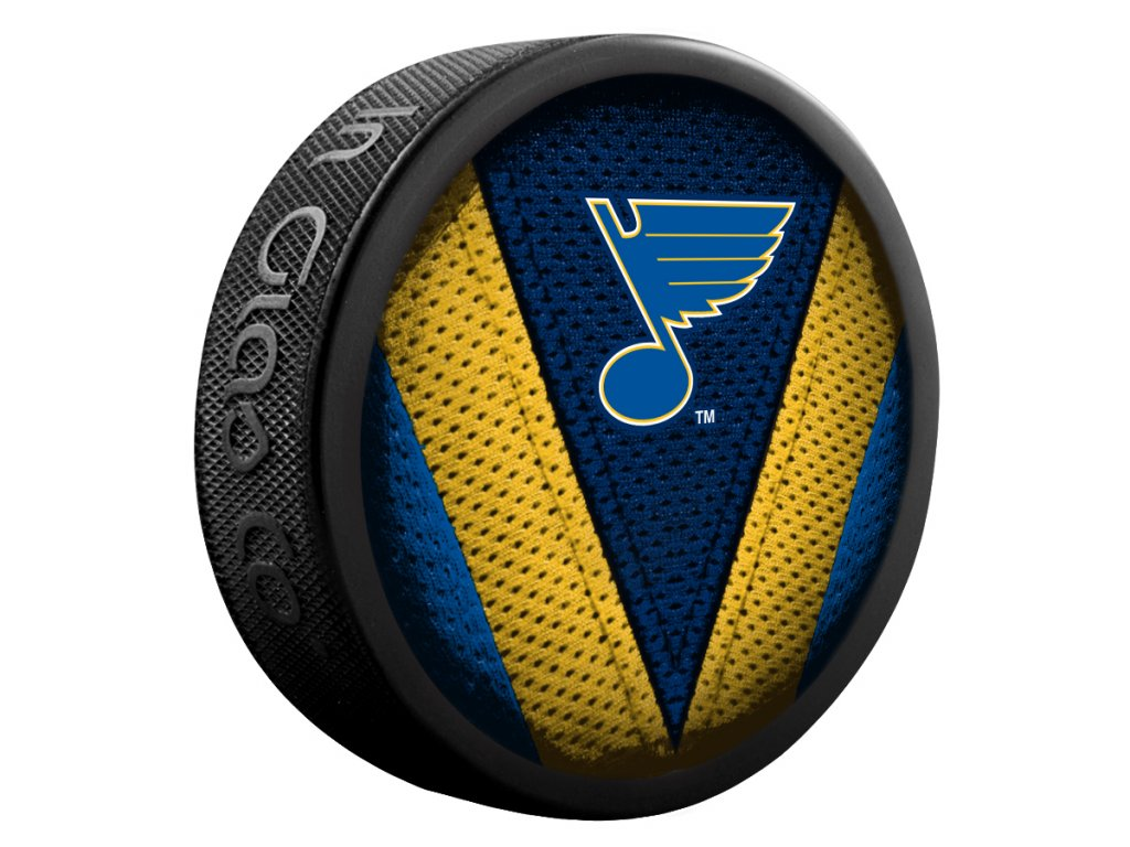 Puk St. Louis Blues Stitch