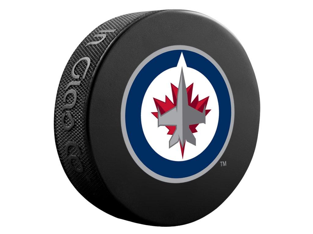 Puk Winnipeg Jets Basic