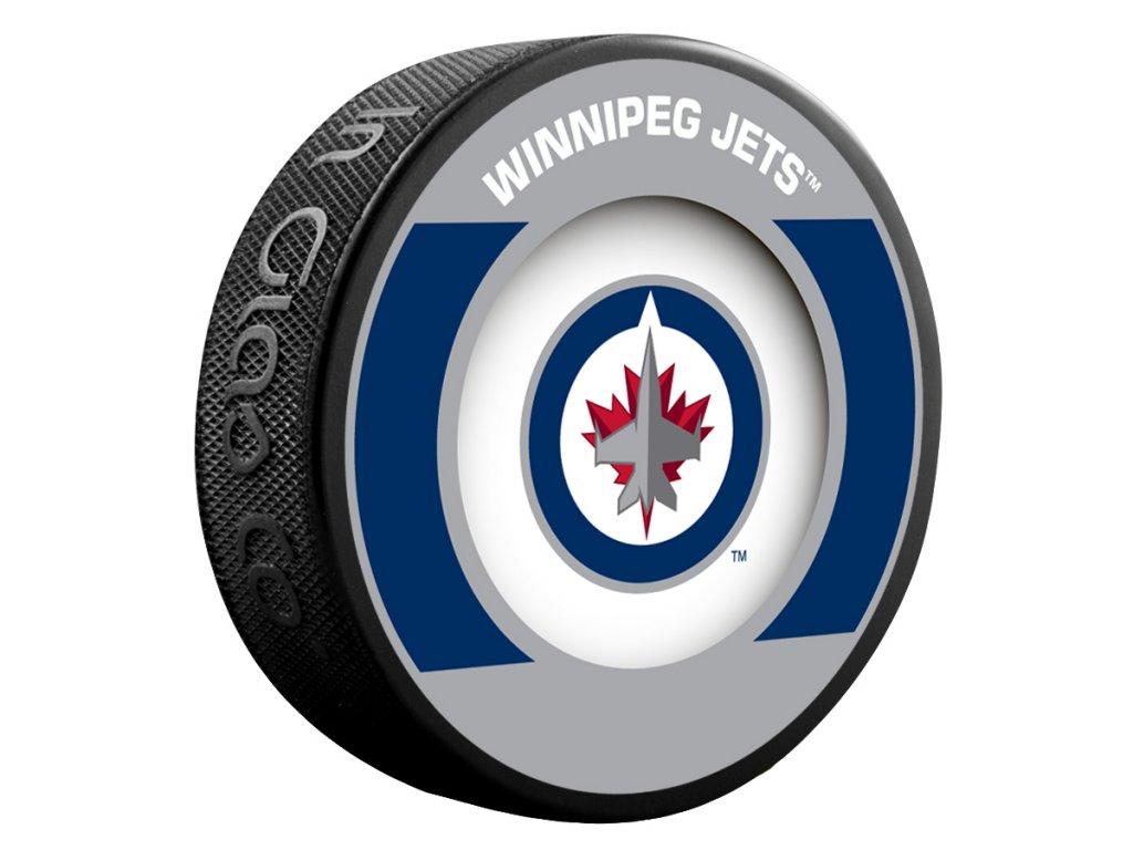 Puk Winnipeg Jets Retro