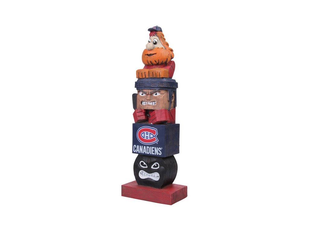 Figurka Montreal Canadiens Tiki Totem