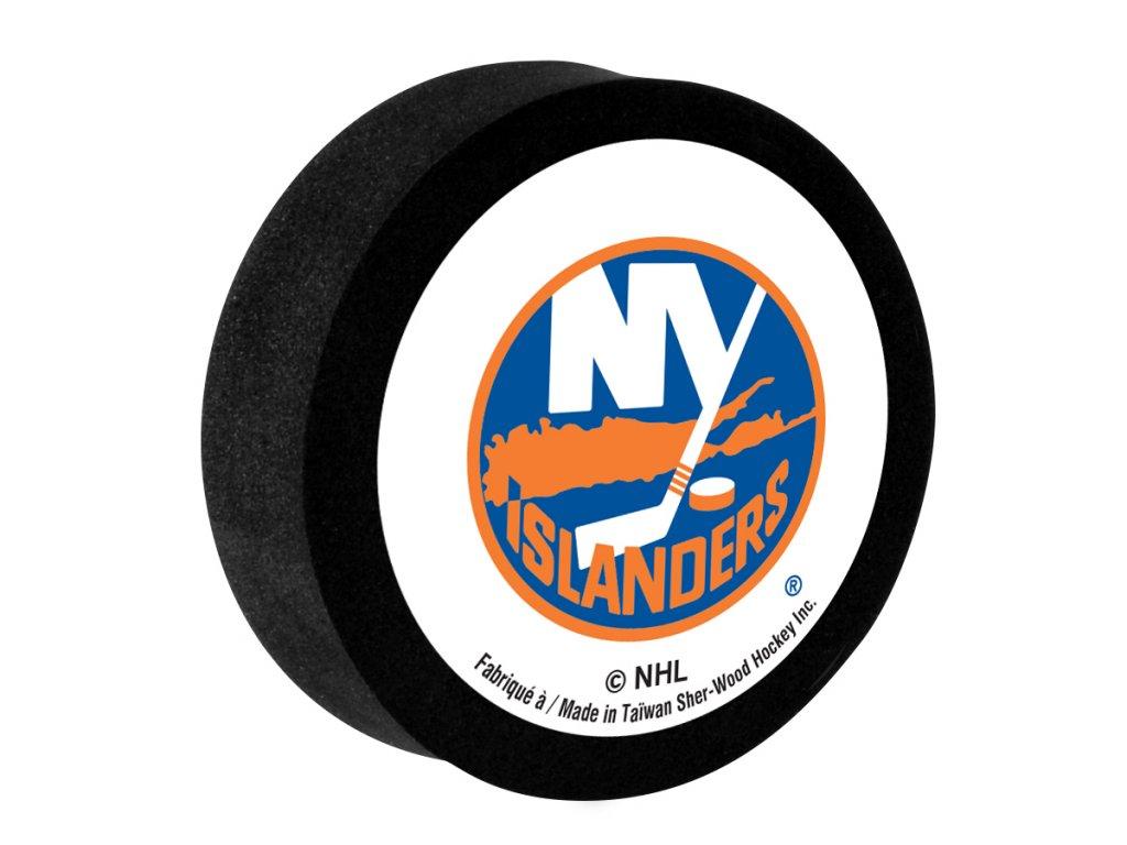 Penový puk New York Islanders Sher-Wood