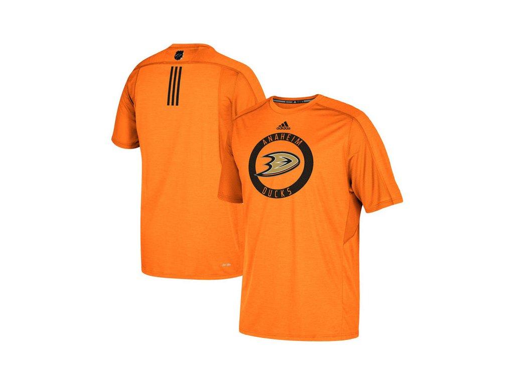 Tričko Anaheim Ducks Authentic Training Climalite