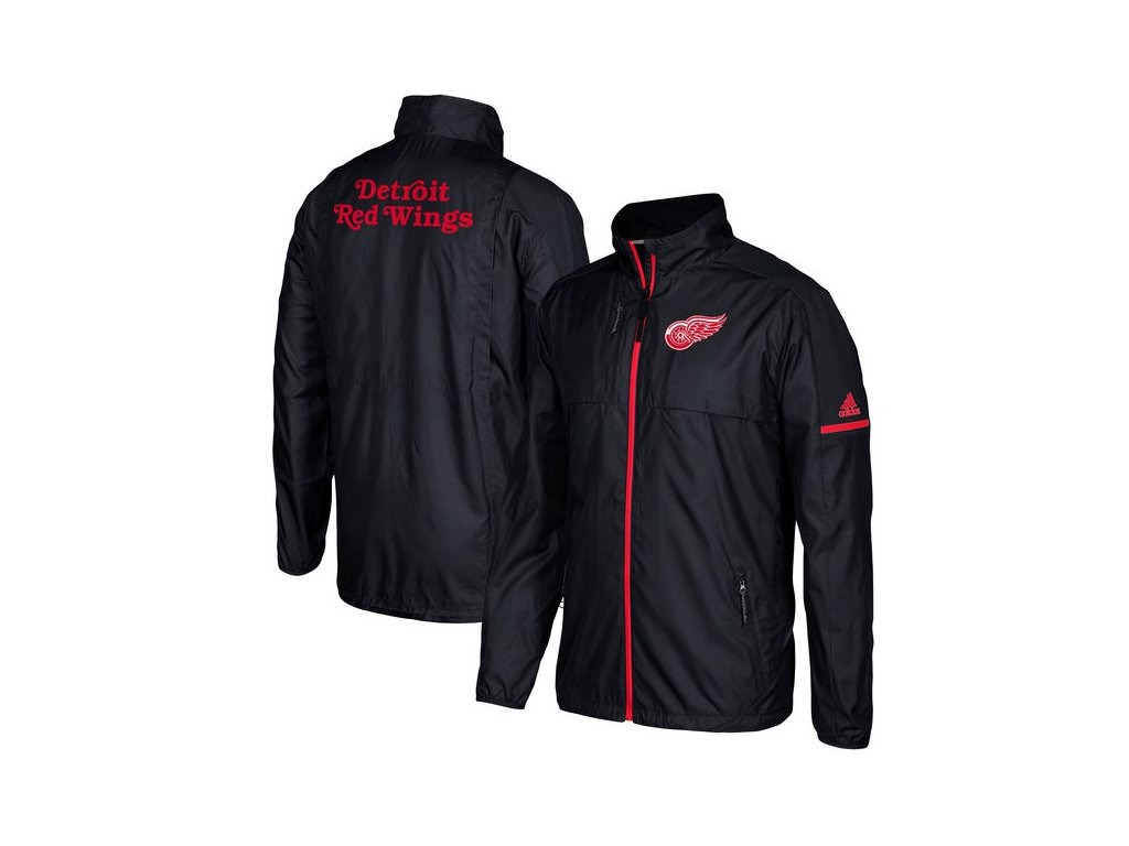 Bunda Detroit Red Wings Authentic Rink Full-Zip Jacket