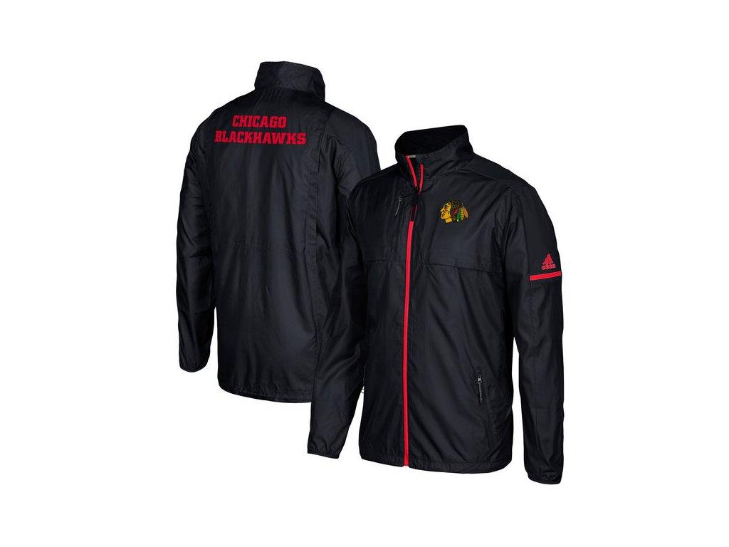 Bunda Chicago Blackhawks Authentic Rink Full-Zip Jacket