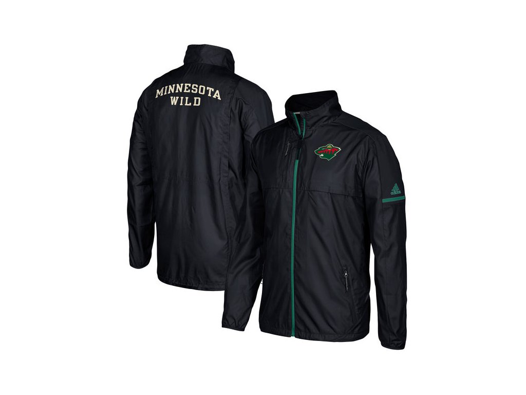 Bunda Minnesota Wild Authentic Rink Full-Zip Jacket