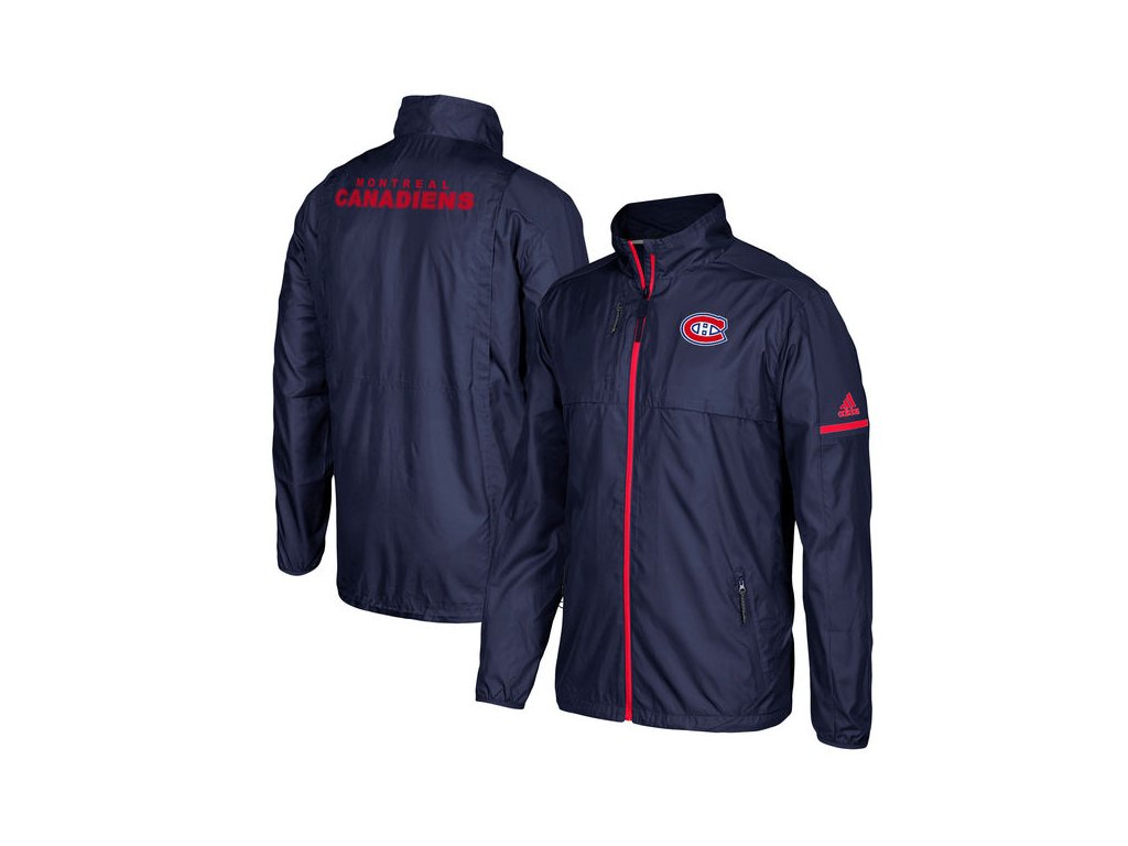Bunda Montreal Canadiens Authentic Rink Full-Zip Jacket