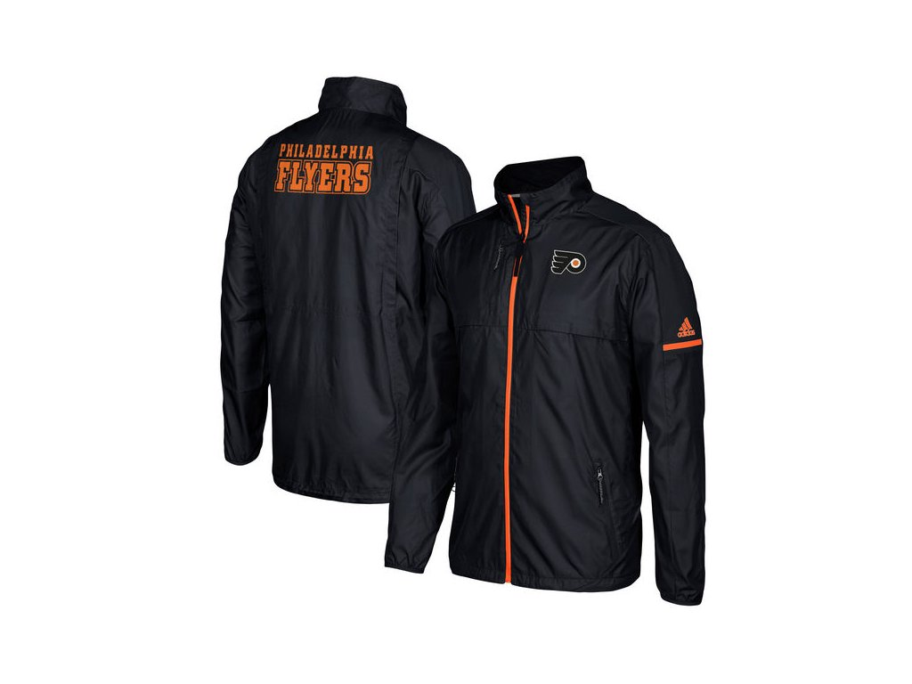 Bunda Philadelphia Flyers Authentic Rink Full-Zip Jacket