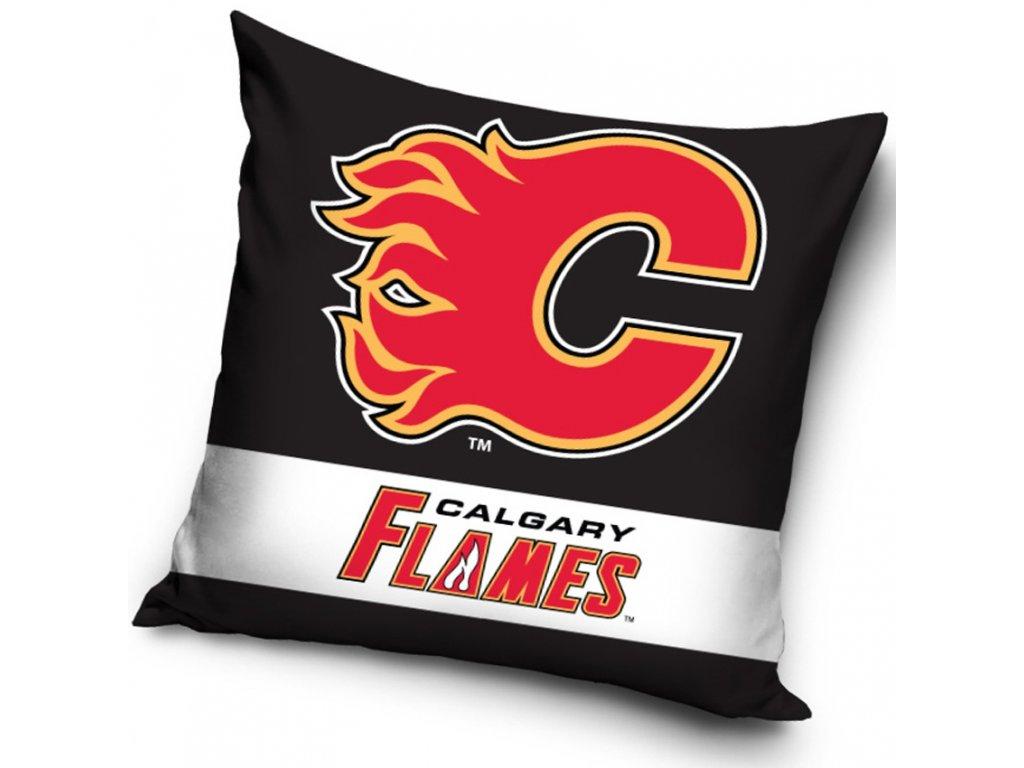 Vankúšik Calgary Flames Tip