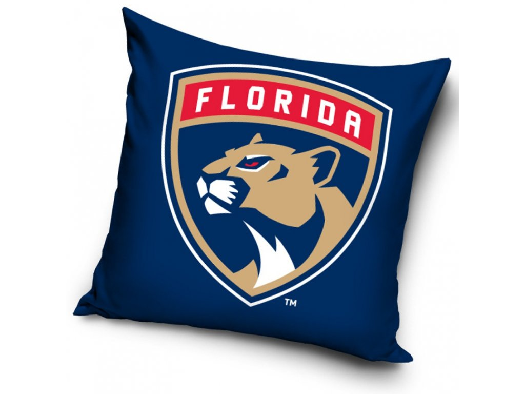 Vankúšik Florida Panthers Tip