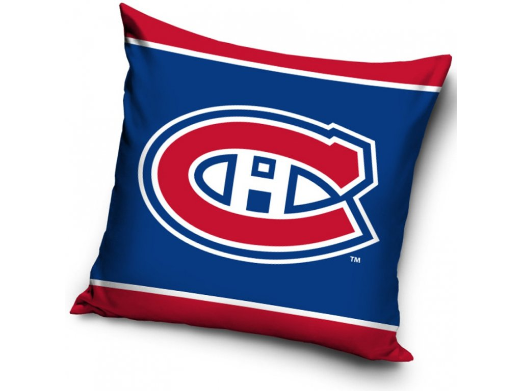 Vankúšik Montreal Canadiens Tip