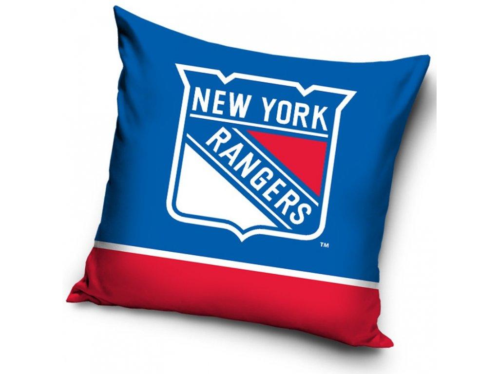 Vankúšik New York Rangers Tip