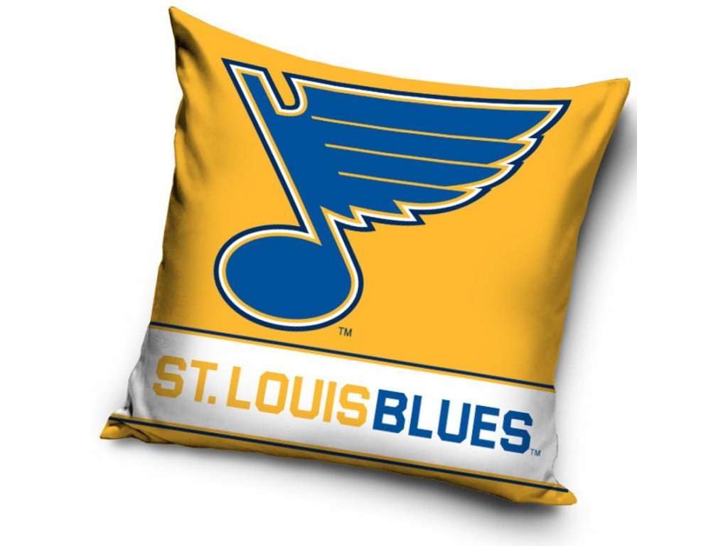Vankúšik St. Louis Blues Tip