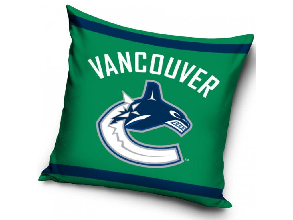 Vankúšik Vancouver Canucks Tip