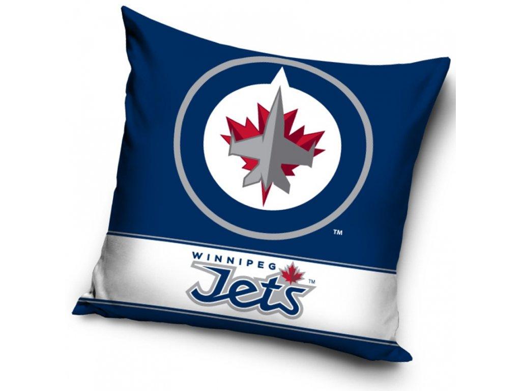 Vankúšik Winnipeg Jets Tip