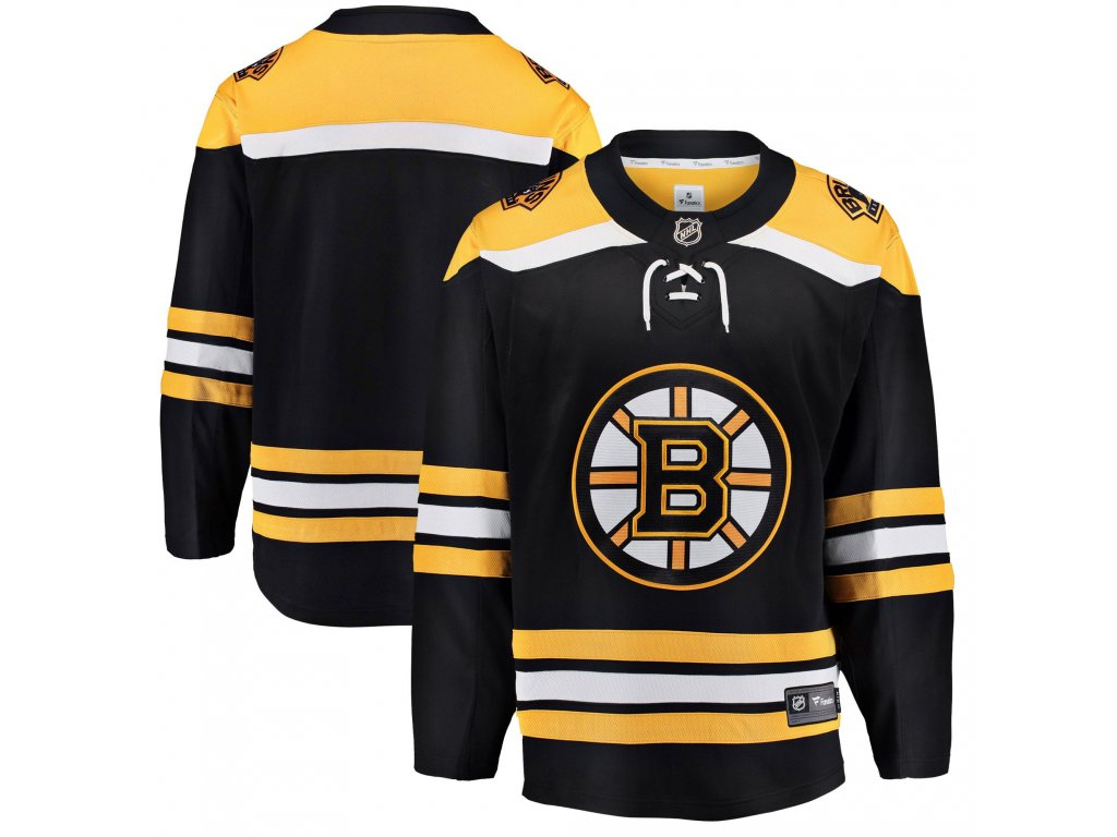 Dres Boston Bruins Breakaway Home Jersey