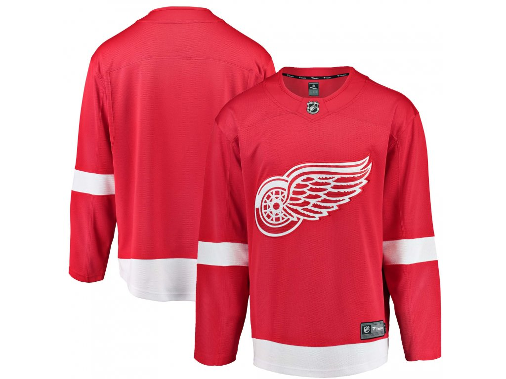 Dres Detroit Red Wings Breakaway Home Jersey