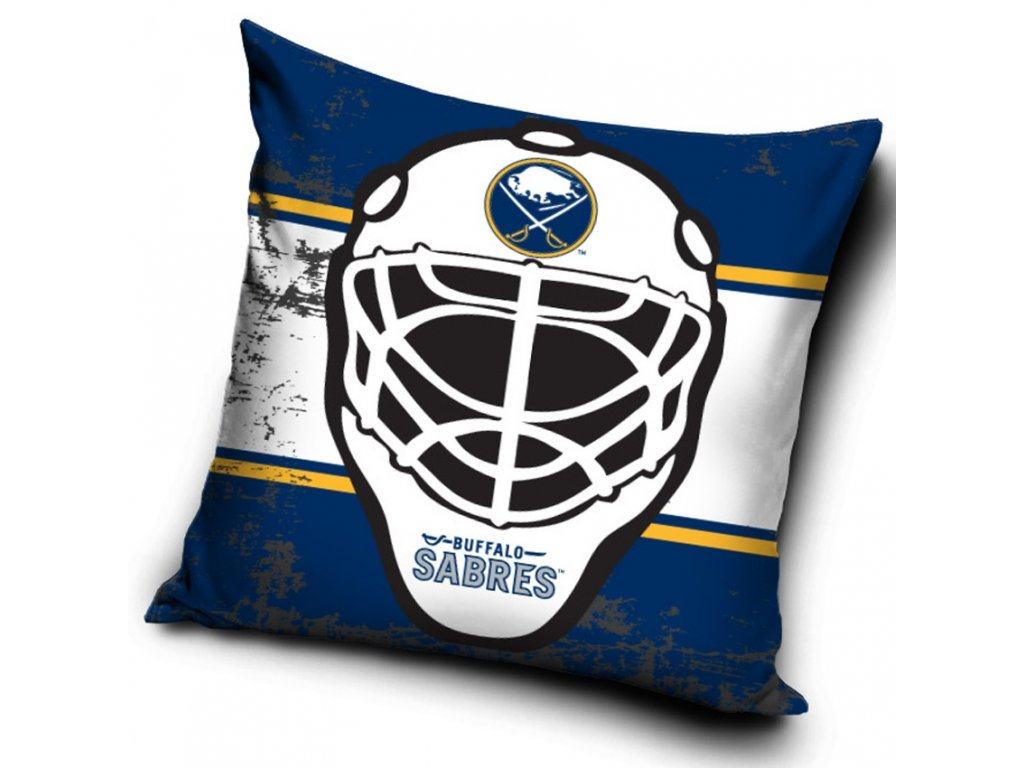 Vankúšik Buffalo Sabres NHL Maska