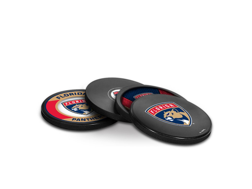 Puk Florida Panthers NHL Coaster