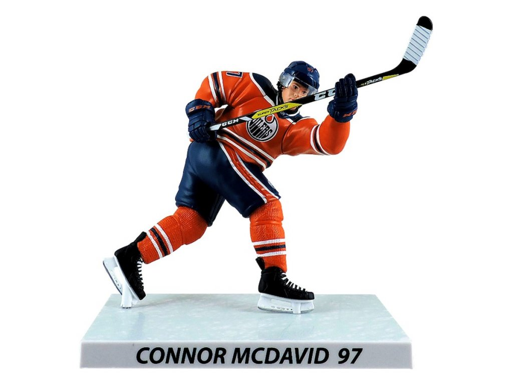 Figurka #97 Connor McDavid Edmonton Oilers Imports Dragon Player Replica