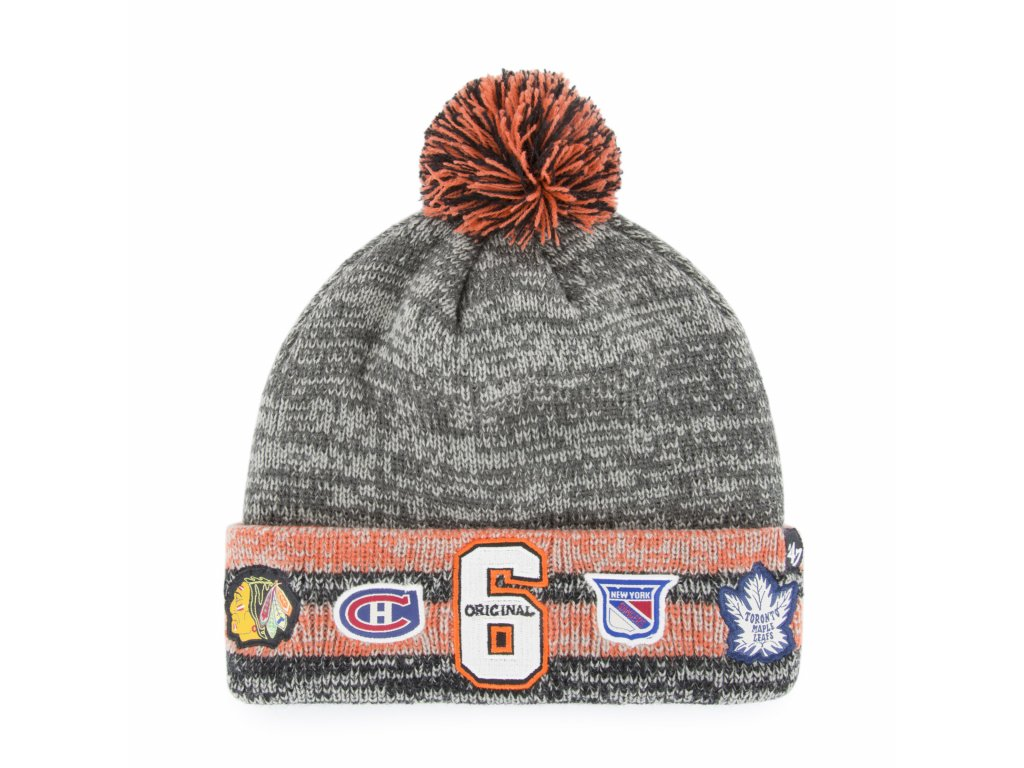 e31e11c11 Zimná Čiapka Original Six 47 Henrick Cuff Knit - Fanda-NHL.sk