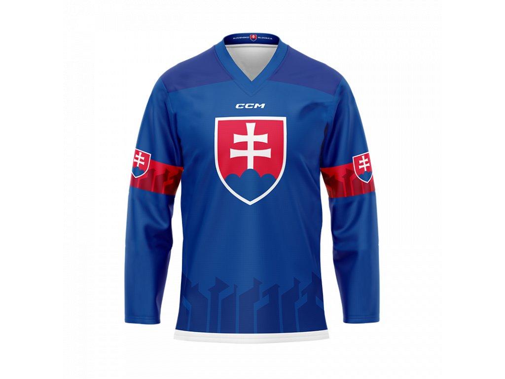 Fandres Hockey Slovakia - modrý