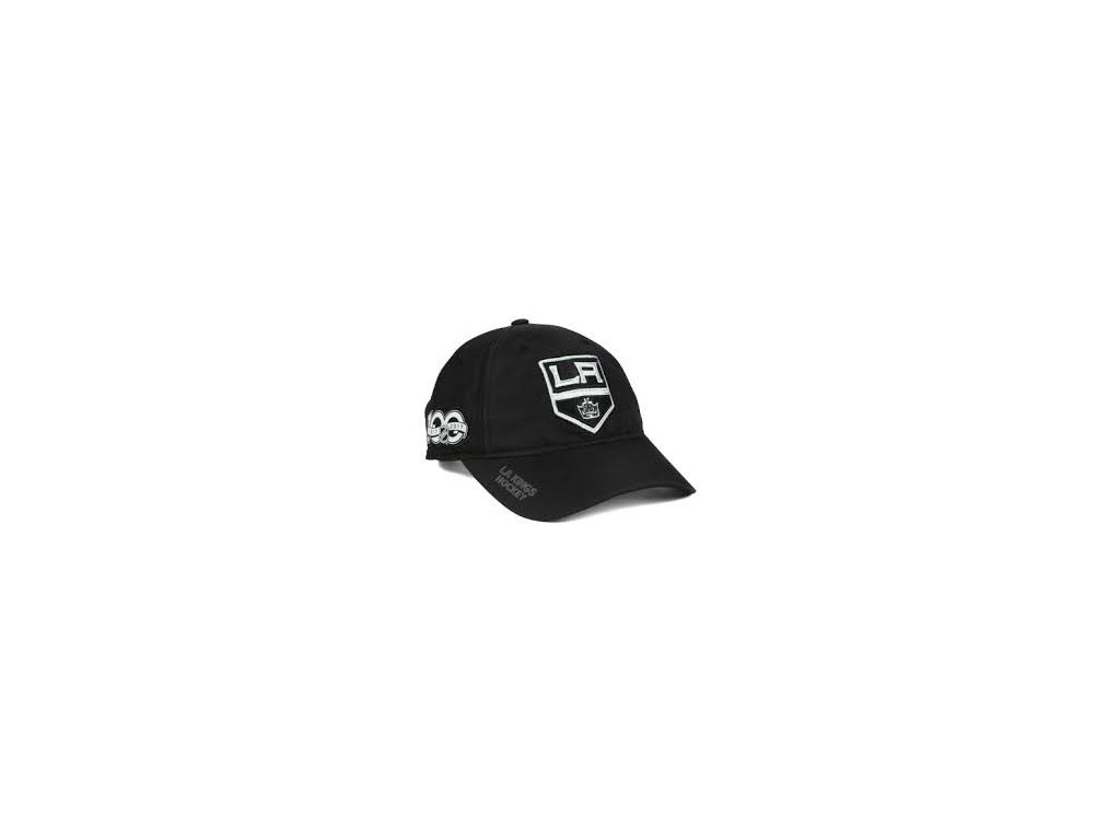 reputable site c7db6 f136f Šiltovka Los Angeles Kings adidas NHL 100th Celebration Relaxed Adjustable  Cap
