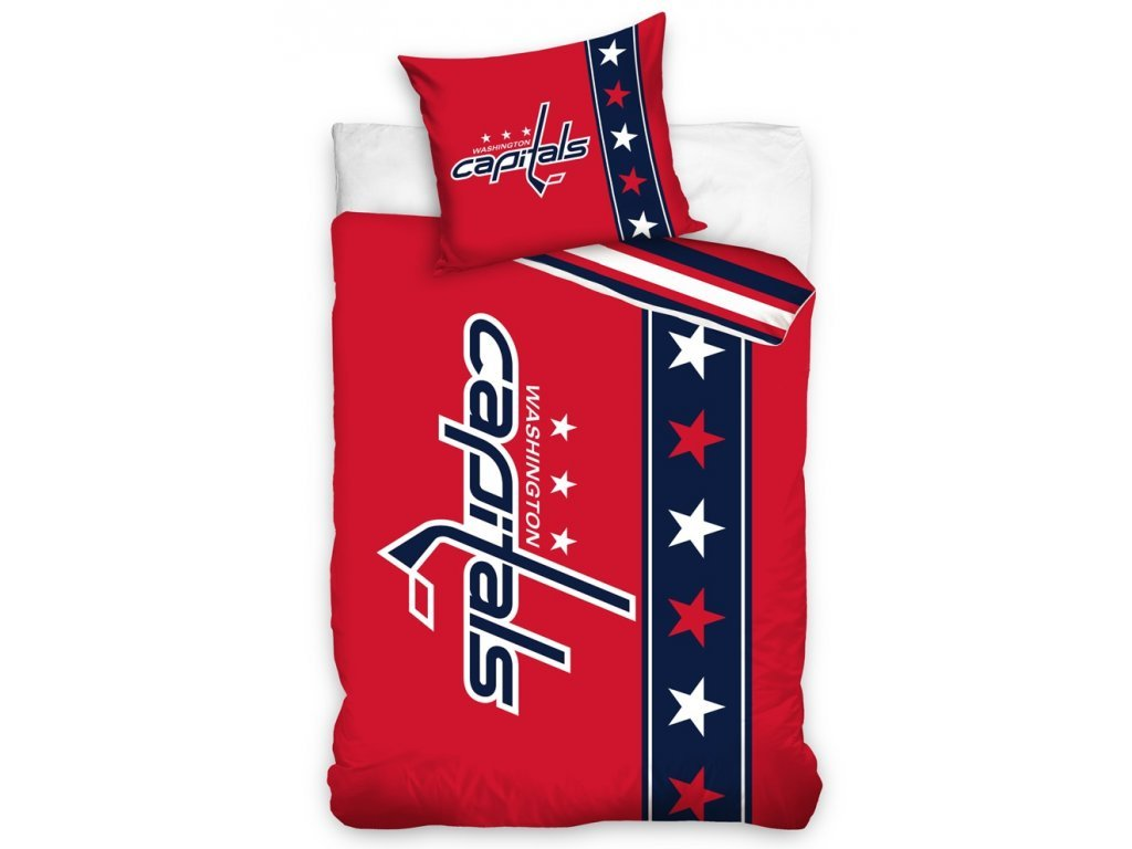Obliečky Washington Capitals TIP Belt