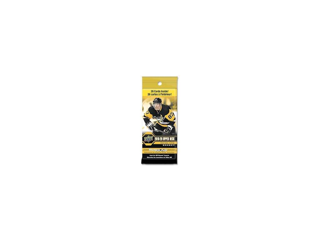 Hokejové Karty NHL Upper Deck Series 1 FAT balíček