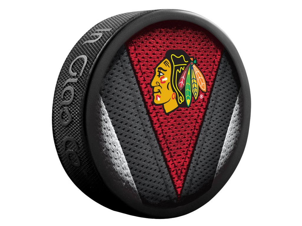 Puk Chicago Blackhawks Stitch