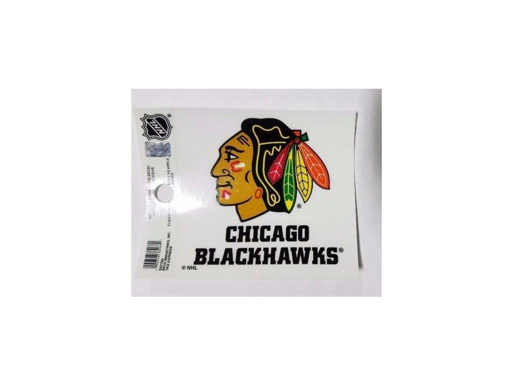 Samolepka Chicago Blackhawks