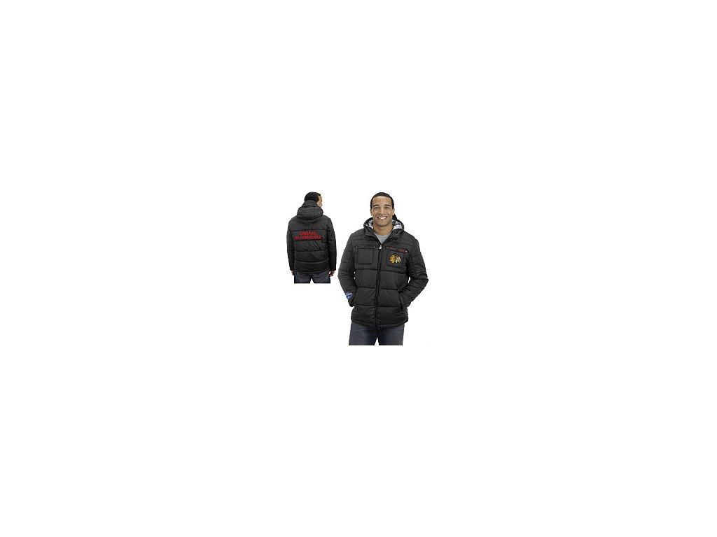 zimná bunda - Quilted - Chicago Blackhawks