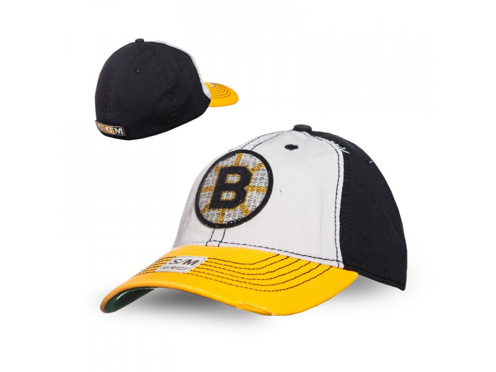 Šiltovka Boston Bruins CCM Flex slouch