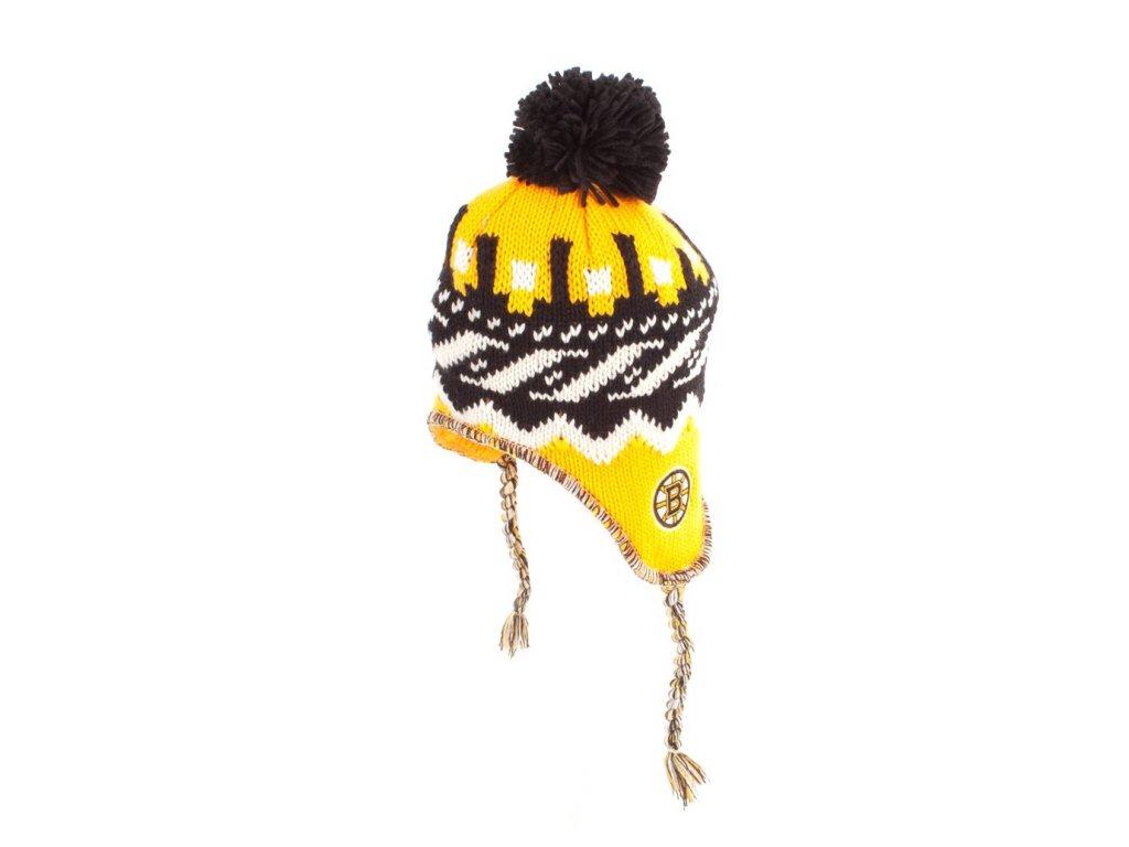 Zimná Čiapka Boston Bruins Tassle
