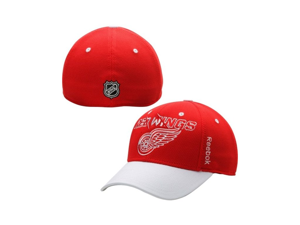 Detská Šiltovka Detroit Red Wings Second Season Flex
