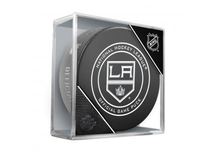 Puk Los Angeles Kings Game Official