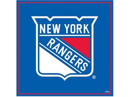 kocka na poznámky - New York Rangers