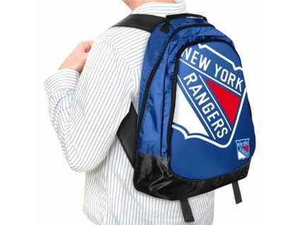 NHL Ruksak New York Rangers Core Big Logo