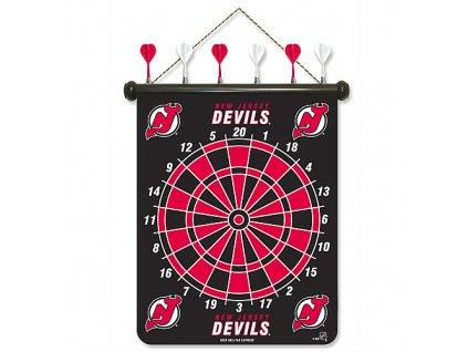 Magnetické šípky - New Jersey Devils