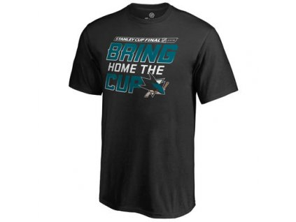 Tričko San Jose Sharks 2016 Stanley Cup Final Bound