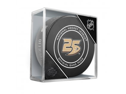 ANAHEIM 25TH GAME PUCK CUBE 900x900[3]