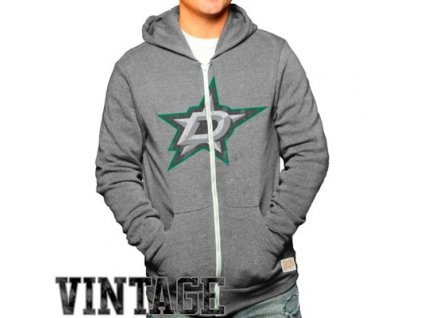 Mikina Dallas Stars Tri-Blend Fleece