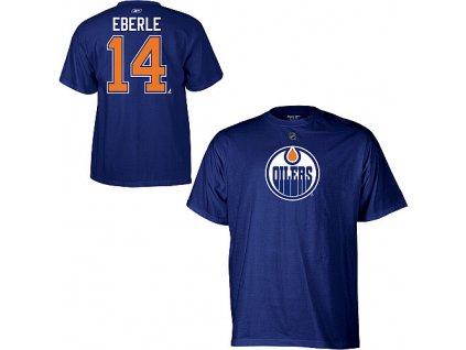 Tričko Jordan Eberle #14 Edmonton Oilers